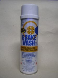 Brake Wash, Aerosol, 20n14, PK12 by Zep
