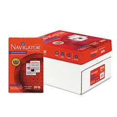 * Premium Multipurpose Paper, 97 Brightness, 20lb, 8-1/2x14, White, 5000/Carton