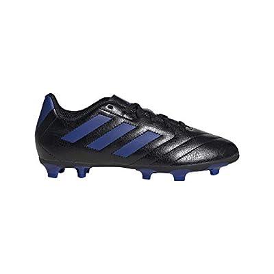 adidas Goletto VII Fg J Black/Royal Soccer Shoes (FV2894)