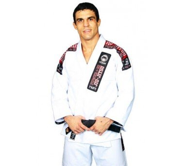 - Venum Gold Weave Power Gi - White - A4