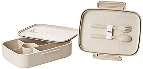 Kitchen Storage & Organization Unicorn Nesting Lunch Boxes Set Of 4 Different Sizes Perfect For School Bpa Free Elegant And Sturdy Package