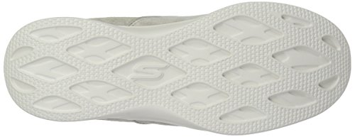 Step Flat Taupe Skechers Lite Mocassins Femmes Pour indulge Go IOqp0x