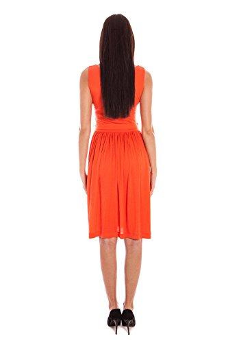 GANT 603 Rot Kleid Damen 1401 Kurtzes 407800 raxrqY