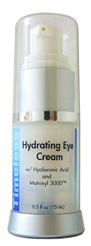 Hydrating Hyaluronic Acid   Matrixyl   Algae Eye Cream 0 5 Oz  By Timeless Skin Care