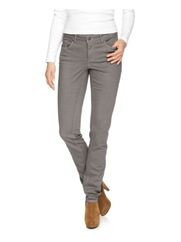 049 Grau S Slim Marylin Gris Warm 10 Jeans I Grey Jeans H 133 Medium Femme His Jeans Ong85xv