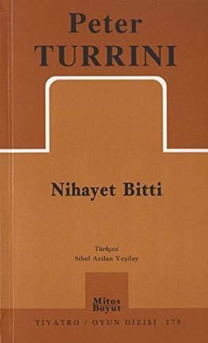Read Online Nihayet Bitti pdf epub