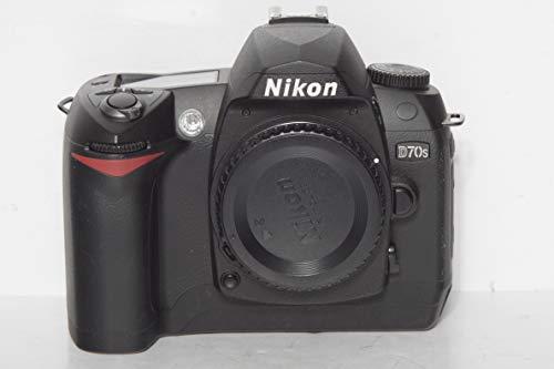 Nikon D70S 6.1MP Digital SLR Camera (Body Only)