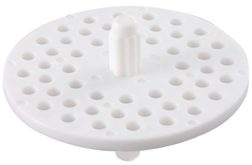 - LDR Industries 501 5120 Plastic Strainer, White