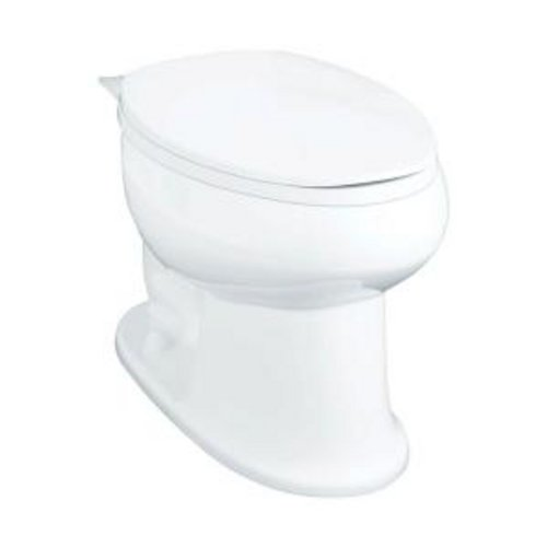 - STERLING 403070-0 Stinson Elongated Toilet Bowl, White