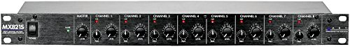 ART MX821S 8-Channel Personal Mixer Stereo by ART