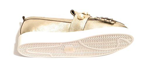 PIXY Women's Loafer Flats Gold pr9b9g5LZ