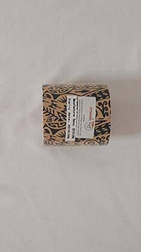 Dynamic Tape Beige with Black Tattoo 3 in x 16.4 ft