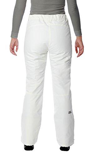 Arctix Women's Insulated Snow Pant, White, Small/Regular by Arctix (Image #2)
