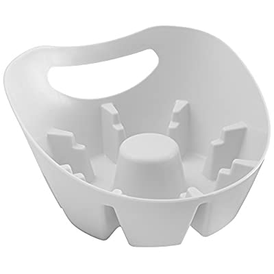MAXClean Universal Plunger Holder Drip Tray - Fits ALL Plungers