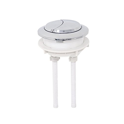 Honbay Dual Flush Toilet Water Tank Push Button, 58mm Thread Diameter (58mm)