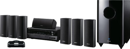 Onkyo HT-S6300 7.1-Channel Home Theater Receiver and Speaker System (Discontinued by Manufacturer)
