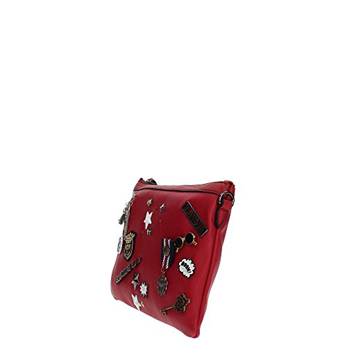 Tosca Femme Pochette Blu TS1881B22 Red PFnwaPx