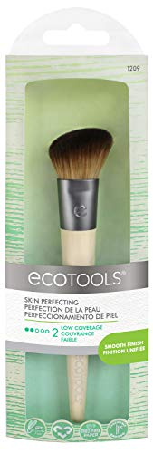 (EcoTools Skin Perfecting Brush for Foundation, Powder, & Bronzer)
