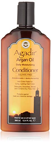 AGADIR Argan Oil Daily Moisturizing Conditioner, 12.4 Fl Oz