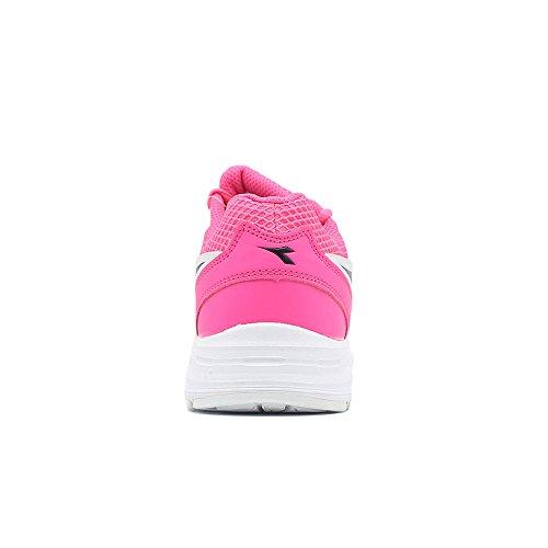 8 Shape pink Sl Scarpa Diadora White Bambino TqnPWg
