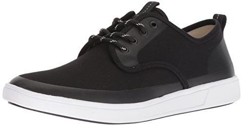 Steve Madden Men Fayette Sneaker Black Fabric