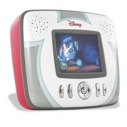 Disney Mickey Mouse Personal Portable DVD Player