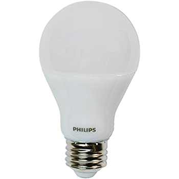 philips 455824 60 watt equivalent dimmable warm glow a19 led bulb. Black Bedroom Furniture Sets. Home Design Ideas