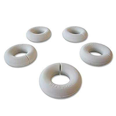 Polaris Replacement Tail Sweep Wear Rings 5-Pack - B10: Garden & Outdoor