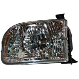 TYC 20-6178-00 Toyota Sequoia Driver Side Headlight Assembly