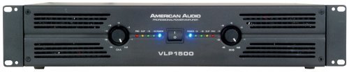 American Audio Vlp1500 Amplifier - American Dj Amps Shopping Results