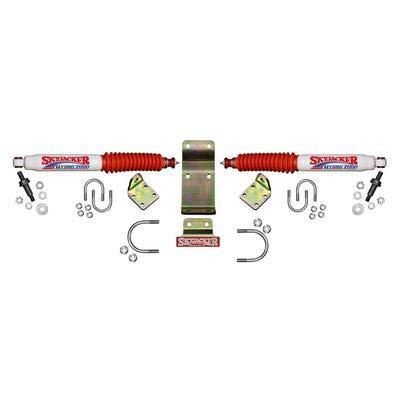 Skyjacker 7203 Steering Stabilizer Dual Kit by Skyjacker