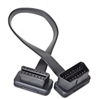 MasTrack OBD-II Port Extension Cable (Compatible with MT-OBD Live GPS Tracker)