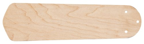 Devonshire Ceiling Fixtures (Emerson B52MP Plywood Blades, 20.5-Inch Long, 5.75-Inch Wide, Maple, Set of 5)