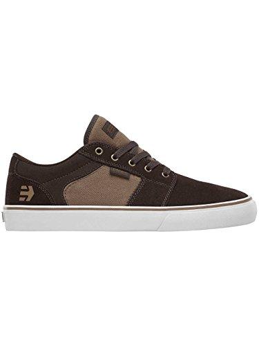 Etnies Barge Ls Skate Shoe Marrón / Tostado