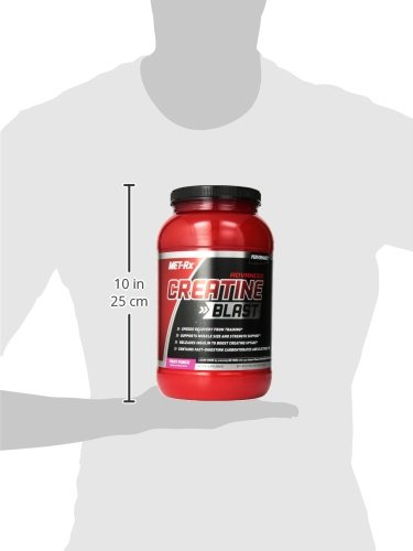 MET-Rx Advanced Creatine Blast Fruit Punch, 1,440 grams