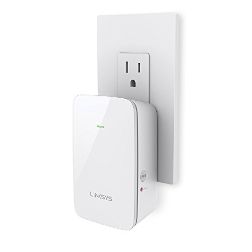 Linksys RE6350 AC1200 Dual-Band Wi-Fi Range Extender / Wi-Fi Booster