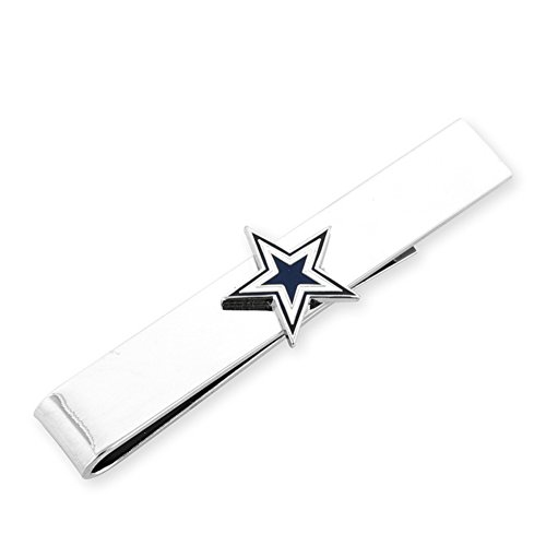 Dallas Cowboys Tie Bar Novelty 2 x 0in