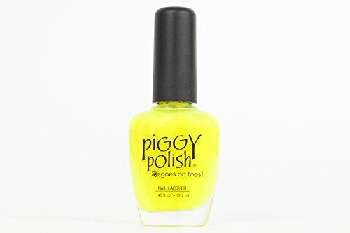 Piggy Polish Nail Polish, You Had Me at Yellow
