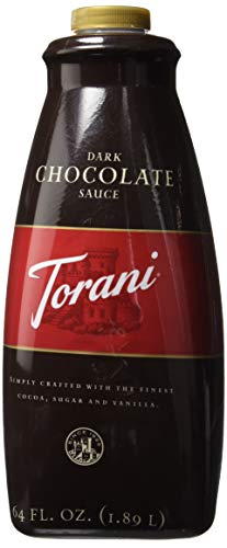 Torani Chocolate Sauce, 64-Ounce ()