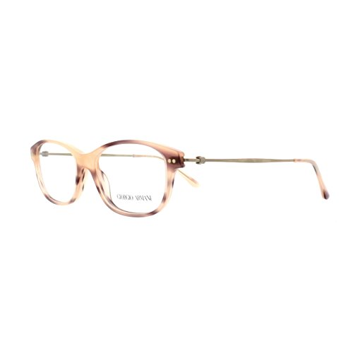 Giorgio Armani AR7007 5021 Striped Pink Rectangular Eyeglasses Frames