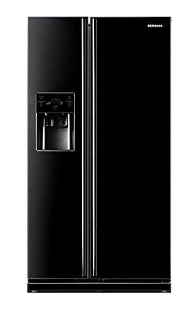 Samsung RSH1DBBP nevera puerta lado a lado - Frigorífico side-by-side (Independiente, Negro, 4*): Amazon.es: Hogar