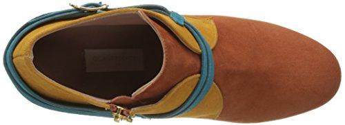 Classiques Low Quadricolour Multicolore Femme Bottines L'Autre Boot Chose wPqBBFv