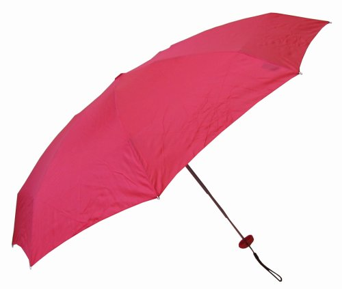 (808N) A1496 Red Kobold (Kobold) folding umbrella ripstop 5 dammar mini EVA case with (japan import) by