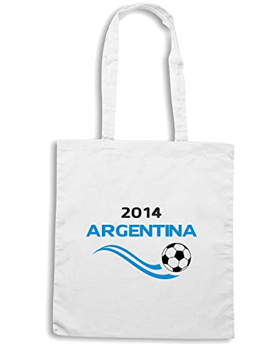 ARGENTINA Bianca WC0021 Shirt Borsa Shopper Speed BXfYw