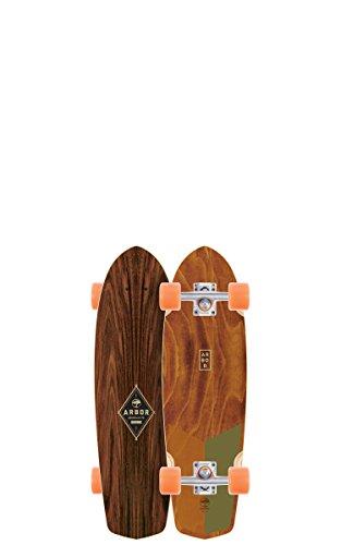 (Arbor Pocket Rocket Premium Complete Skate Board)