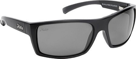 Hobie Baja-000005 Polarized Rectangular Sunglasses,Shiny Black,64 - Hobie Amazon Sunglasses
