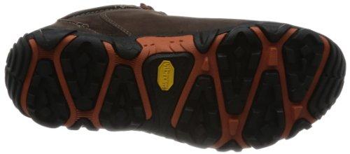 Clarks 20355728 - Botas de cuero para hombre Marrón (Braun (Dark Brown Lea))