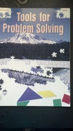 Steck-Vaughn Tools for Problem Solving: Student Workbook   (Level E)