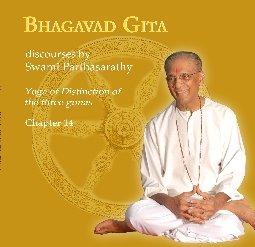 Bhagavad Gita - Chapter 14 -The Yoga of Distinction of The Three Gunas