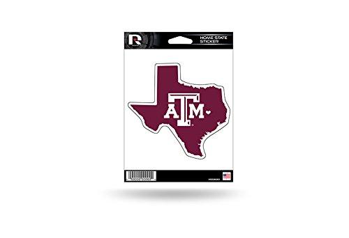 Rico Industries NCAA Texas A&M Aggies Home State Sticker